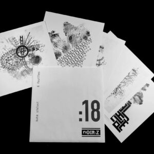 nOIR:Z 18| Kate Siklosi   6 feuilles
