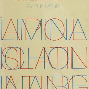 bp Nichol | Translating Translating Apollinaire